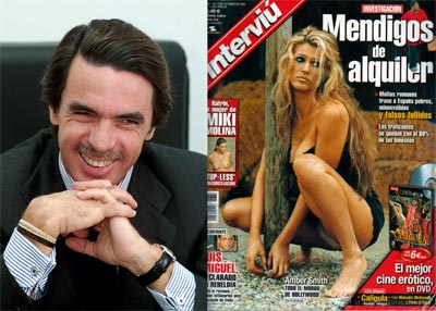 Aran Aznar La Sobrina Rebelde Del Expresidente Del Gobierno Se