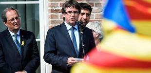 Puigdemont anuncia la fundación de su nuevo partido