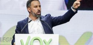 Santiago Abascal: 'Regalan la nacionalidad porque la odian'