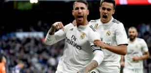 ▶️ Sergio Ramos lo confirma: 'el Madrid tiene que robar en el campo'