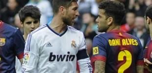 Dani Alves insinúa que hay una 'mano negra' que favorece siempre al Real Madrid