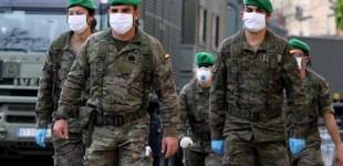 El Ejército se moviliza en la frontera entre Aragón y Cataluña