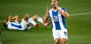 El Espanyol baja a Segunda División