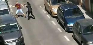 Un ecuatoriano siembra el pánico con un cuchillo por las calles de Valencia