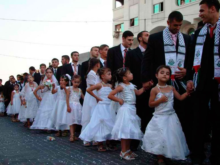 marruecos legaliza el matrimonio de hombres con menores de edad upor el bien de las niasu