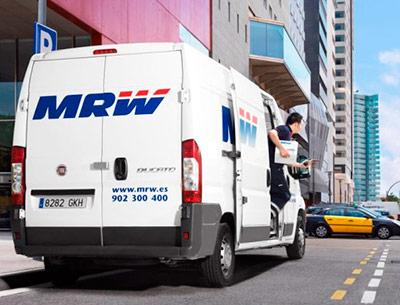 Resultado de imagen de PAQUETES DE MRW