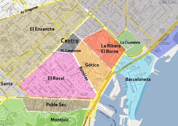 No Go Zones En Barcelona Se Crean Los Primeros Guettos Donde Las Empresas Ya No Entran