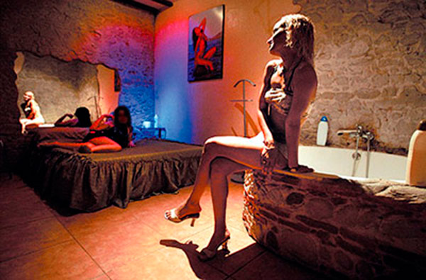 prostitutas en gerona prostituta video