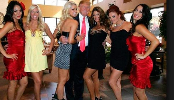 donald trump prostitutas las prostitutas disfrutan