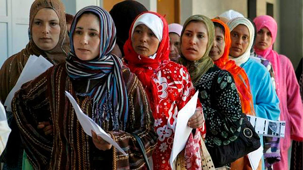 mujeres musulmanas ayudas alquiler