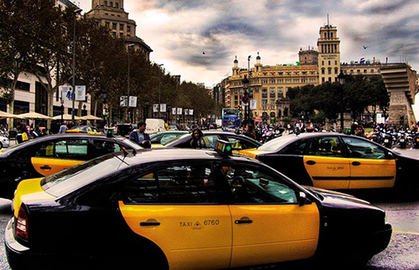 taxis-barcelona