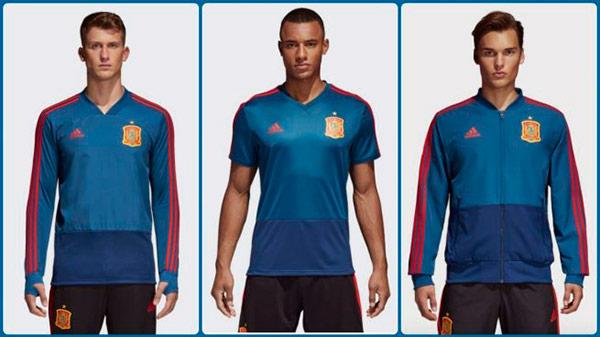 a8aec44a42d0e Adidas la lía con la equipación de España  bandera republicana ...