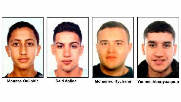 terroristas barcelona