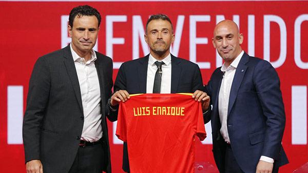 luis enrique seleccionador espana