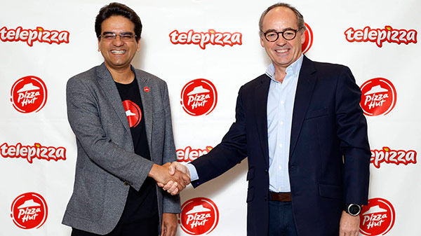 telepizza pizza hut