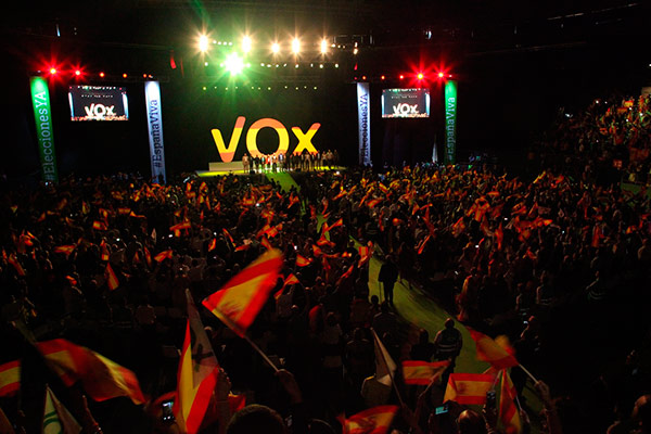 vox vistalegre 7102018