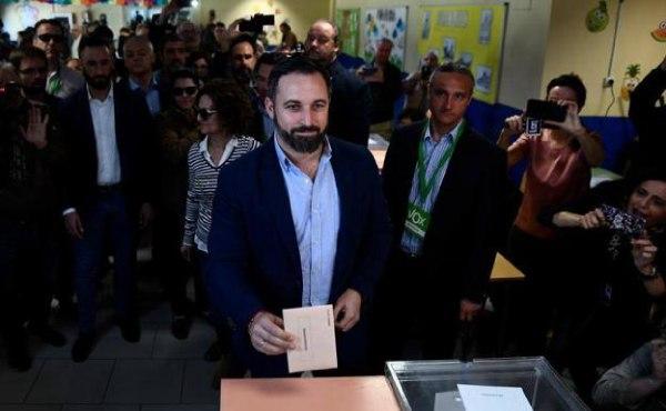 abascal vota