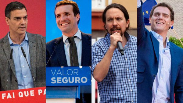 debate 28a candidatos