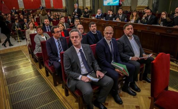 presos politicos proces