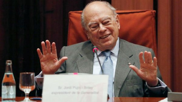 pujol rie