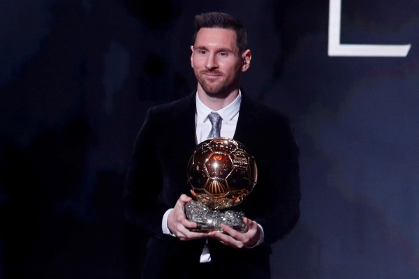 messi balon oro 2019