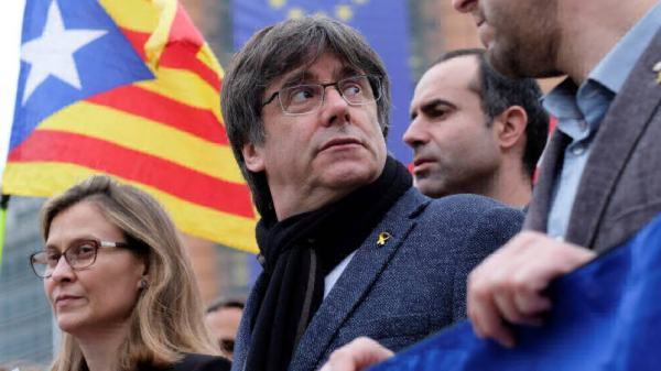 puigdemont europa