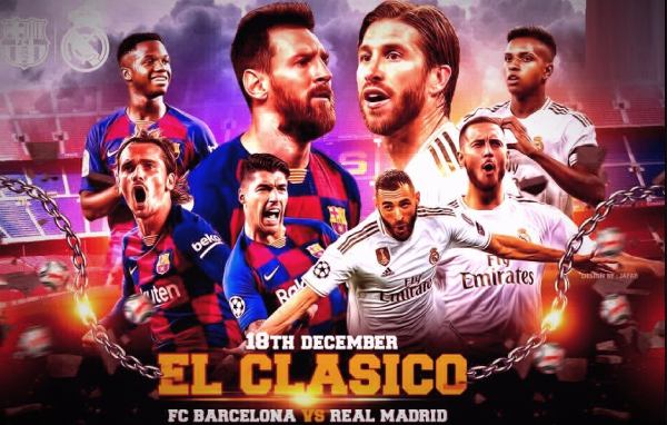 real madrid barcelona clasico