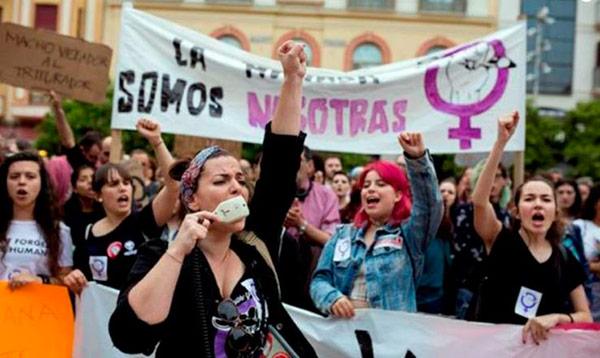 feministas lamanada