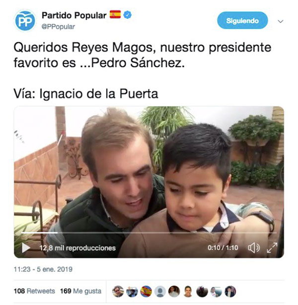 video pp pedro sanchez