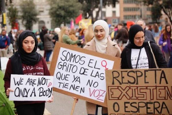 musulmanas feministas
