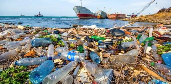 contaminacion plastico mar