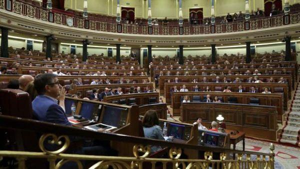 congreso espana