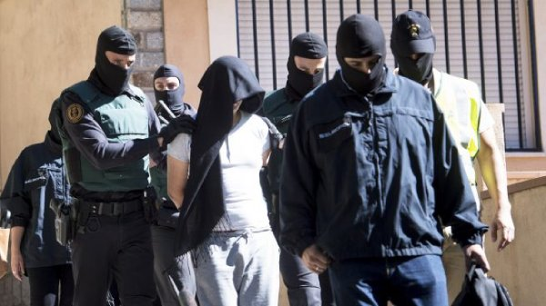 marroqui detenido