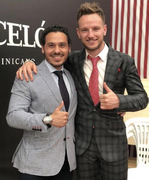 rakitic feria de abril