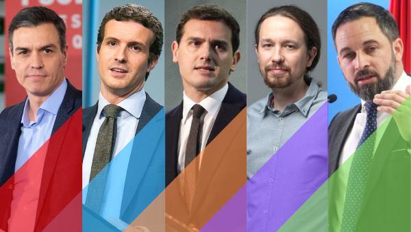 candidatos elecciones