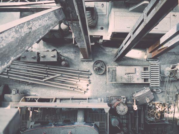 centro mecanizado aluminio