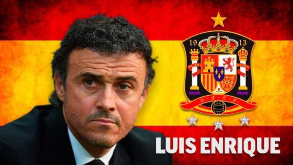 luis enrique seleccion