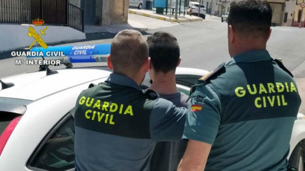 guardia civil arganda