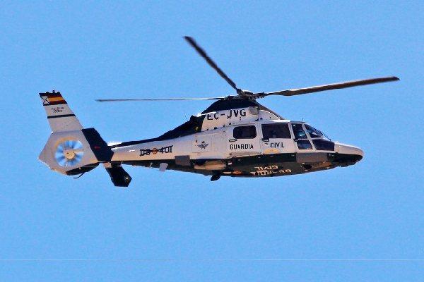 helicoptero gc