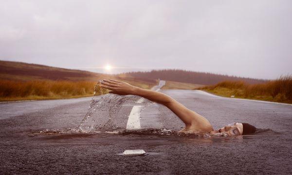 deporte rutina natacion