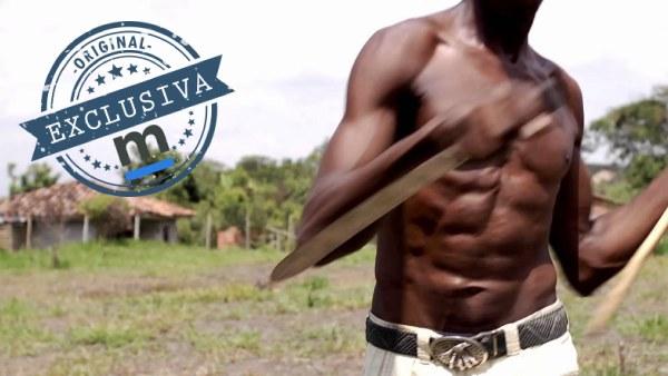 negro machete archena