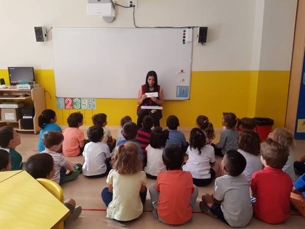 clases 4 anos infantil