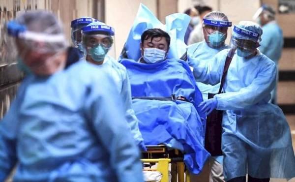 coronavirus urgencias