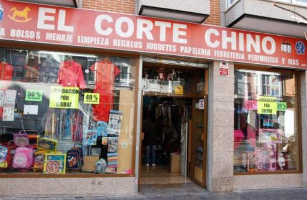 corte chino