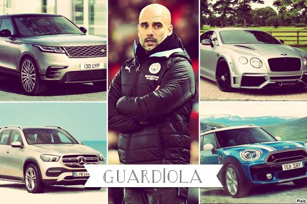 guardiola coches