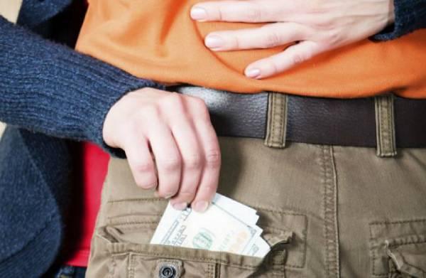 robo cartera