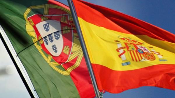 espana portugal