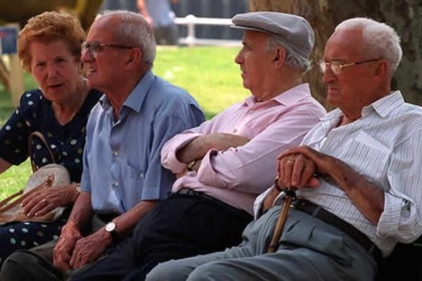 ancianos pensiones