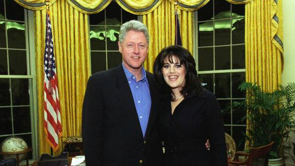 bill clinton monica lewinsky
