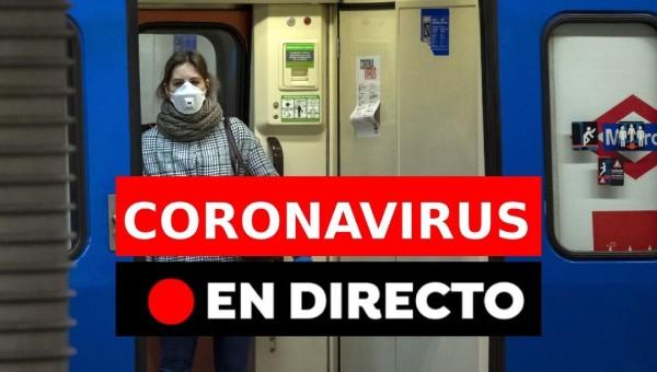 coronavirus directo espana